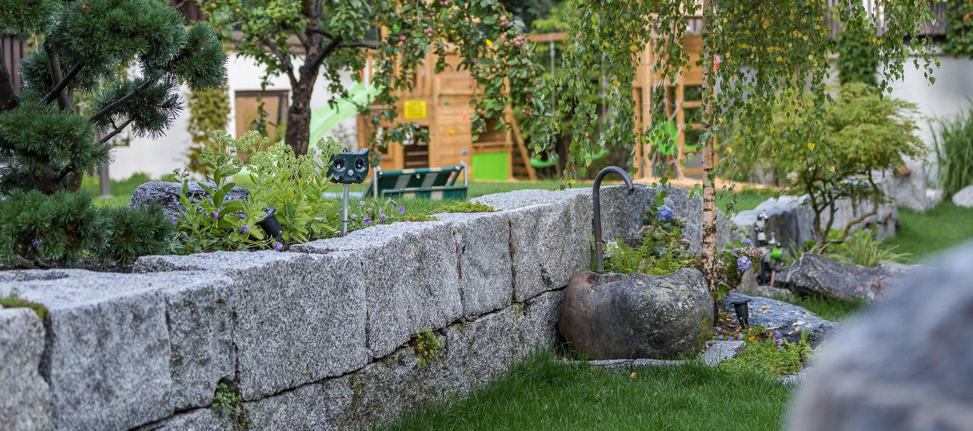 Garten Tirol