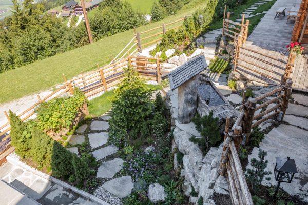Alpine Gartengestaltung