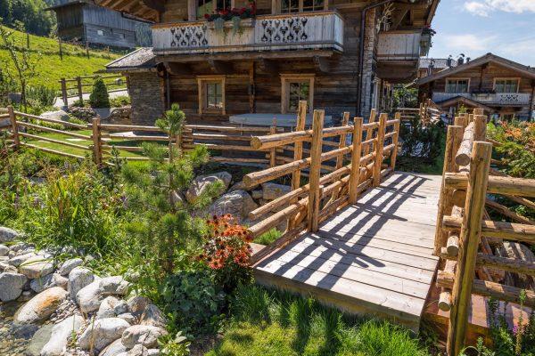 Garten Alpin